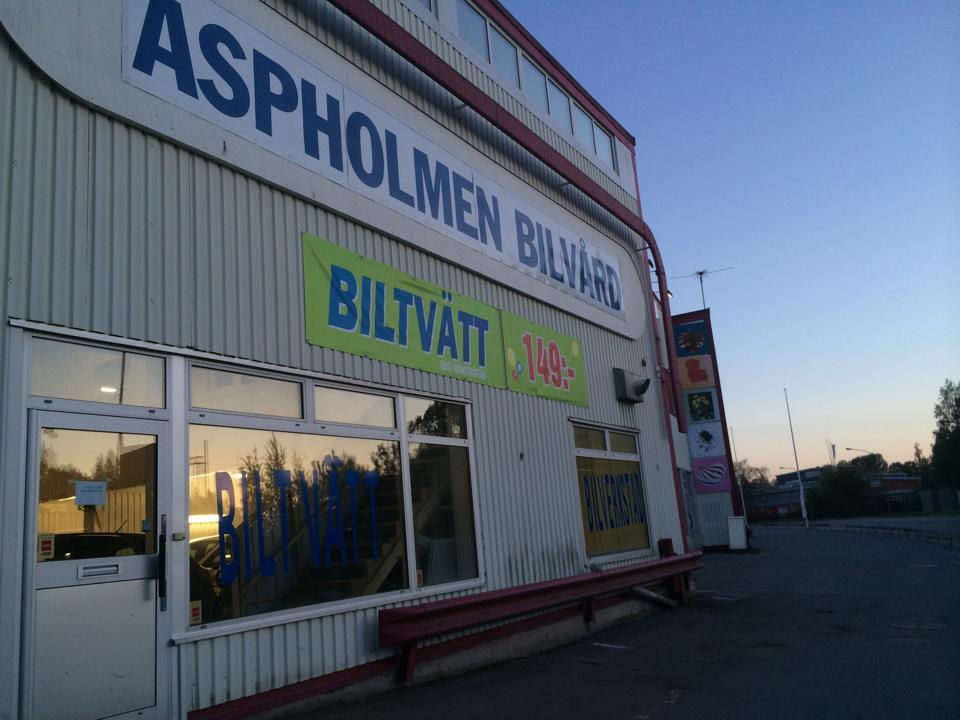 holmens bilvård norrköping öppettider